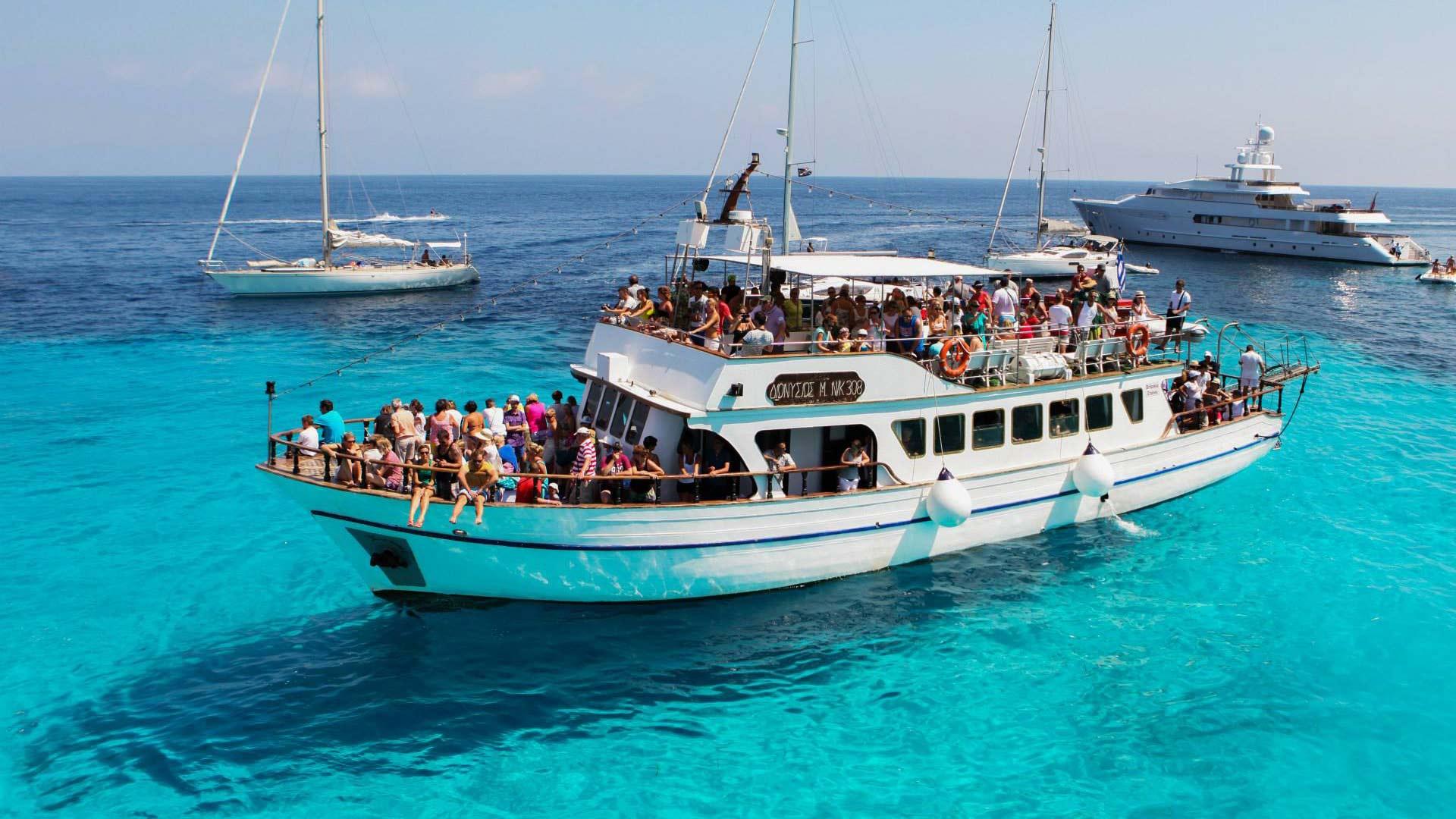 Paxoi Cruise 1